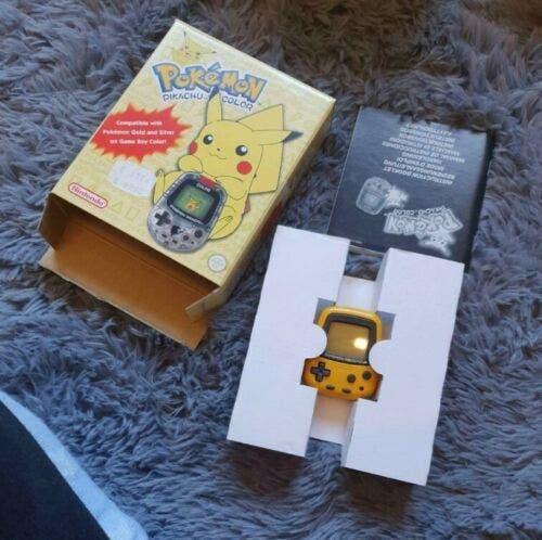 Pikachu Color Pokemon
