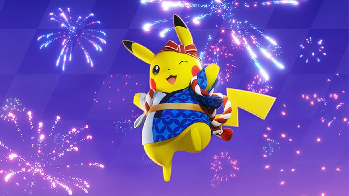 Pikachu Matsuri