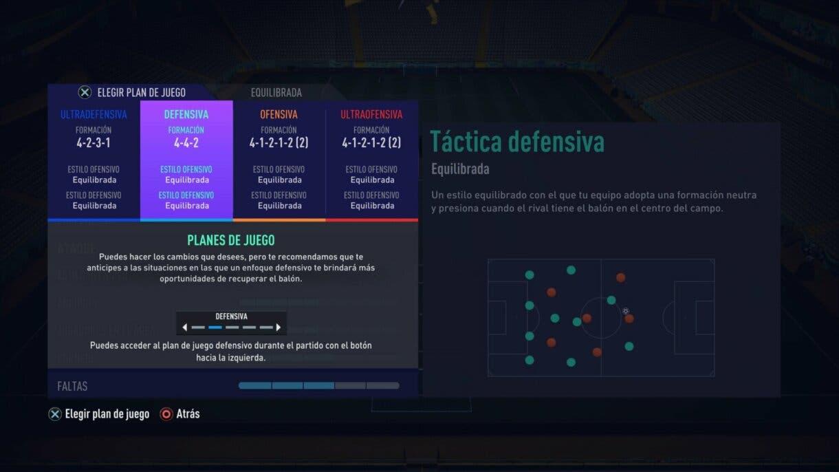 FIFA 22: así puedes usar a jugadores fuera de su posición con diez de química (Academia de FUT) Ultimate Team ejemplo Marcos Llorente planes de juego