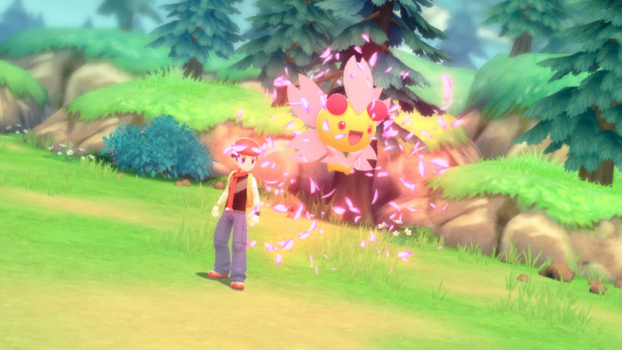 Pokemon Diamante Brillante y Perla Reluciente Capsula