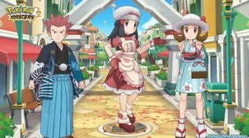 Imagen de Pokémon Masters EX: ¡Nuevo reclutamiento de compis de temporada!