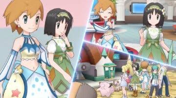 Imagen de Pokémon Masters EX presenta nuevos Trajes S y los compis de Halloween 2021