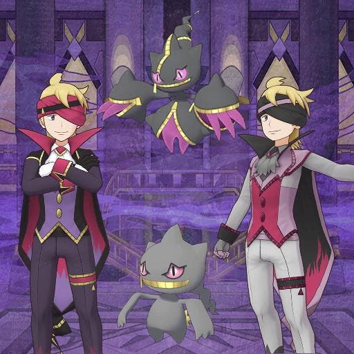 Pokemon Masters EX Morti y Banette