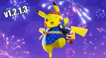 Imagen de Pokémon UNITE recibe su nueva actualización 1.2.1.3; estas son sus novedades