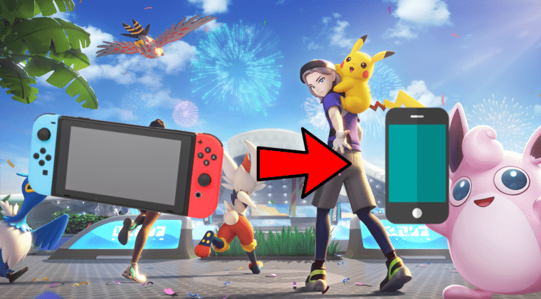 Imagen de Así puedes vincular tu cuenta de Pokémon UNITE de Nintendo Switch a tu móvil