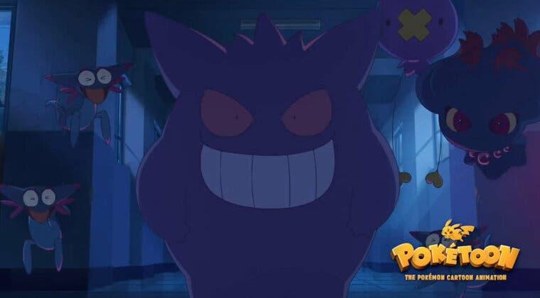 Imagen de Pokétoon estrena un nuevo episodio protagonizado por Gengar