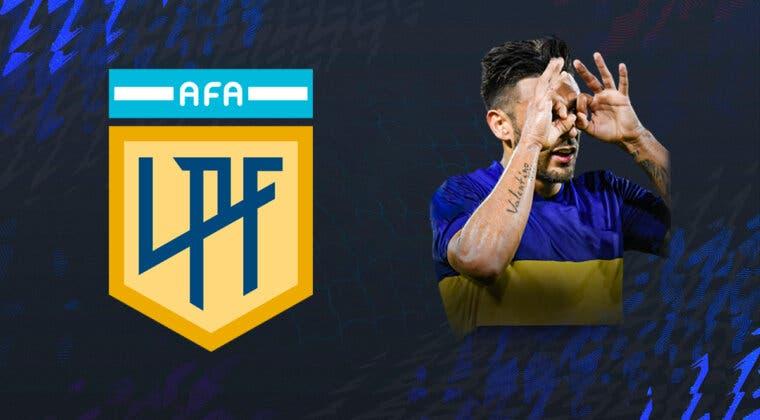 Imagen de FIFA 22 medias: estos son los 10 mejores jugadores de la Liga Argentina (LPF) en Ultimate Team