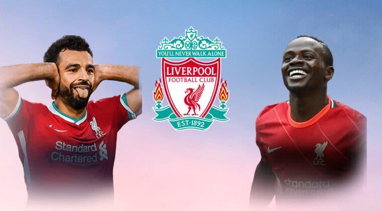Imagen de FIFA 22 medias: confirmadas las cartas del Liverpool para Ultimate Team