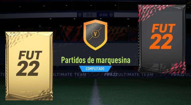 """Imagen de FIFA 22: ¿Merece la pena el SBC """"Partidos de marquesina""""? + Solución 21-10-2021"""