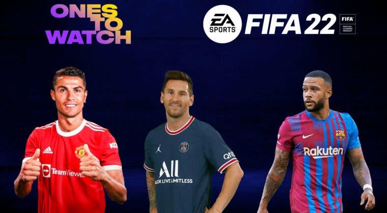 Imagen de FIFA 22: predicción de los Ones to Watch (equipos, jugador free to play y SBC´s) (OTW)