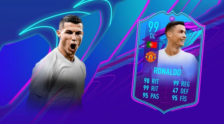 Imagen de FIFA 21: ¿Merece la pena Cristiano Ronaldo New Transfer? + Solución del SBC