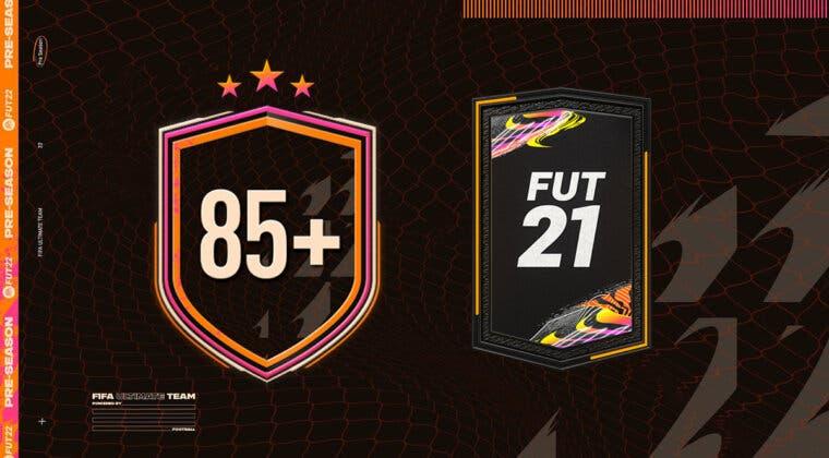 """Imagen de FIFA 21: ¿Merece la pena el SBC """"Mejora de 85+ x10""""?"""