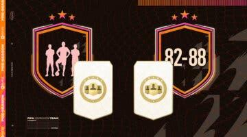 """Imagen de FIFA 21: ¿Merecen la pena los SBC's """"Elección jug. TOTS o FOF 92+"""" y """"Elección de jugador 82-88""""?"""