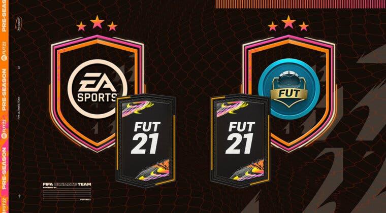 """Imagen de FIFA 21: ¿Merecen la pena los SBC's """"Punto y final"""" y """"Mejora de ficha de Draft""""?"""