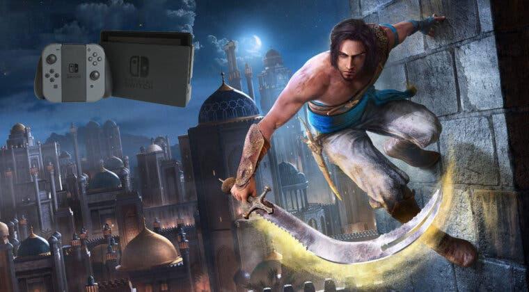 Imagen de ¿Prince of Persia: Las Arenas del Tiempo Remake en Switch? Este insider siembra la duda