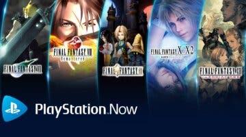 Imagen de PS Now sumará 6 Final Fantasy hasta enero; el primero llega en unos días