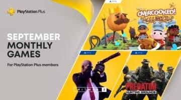 Imagen de PS Plus septiembre de 2021: confirmados los juegos gratis del servicio para PS4 y PS5