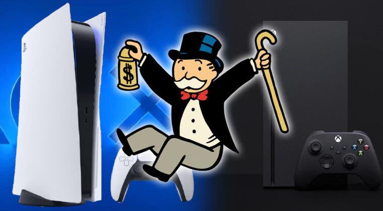 Imagen de ¿Cuál es el precio de reventa de PS5 y Xbox Series X? Así ha cambiado desde su lanzamiento
