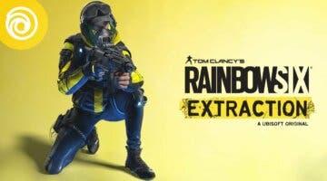 Imagen de Ubisoft pone fecha por error al lanzamiento de Rainbow Six Extraction;