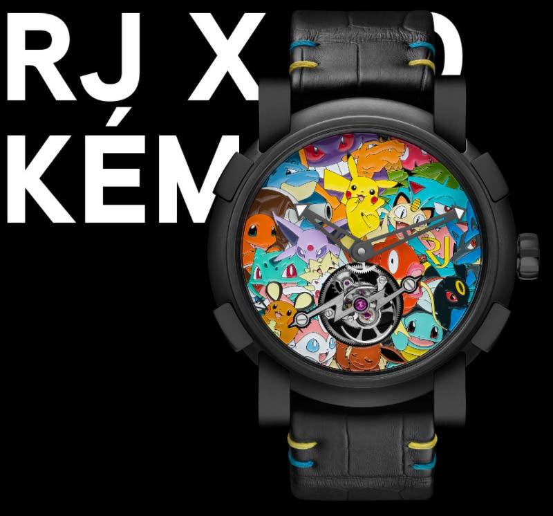 Reloj Pokemon