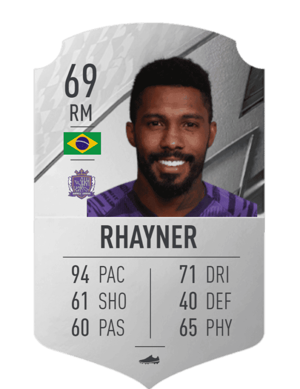 FIFA 22 medias: estos son los jugadores más rápidos de Ultimate Team y Modo Carrera Rhayner