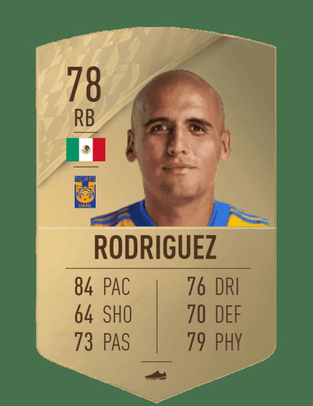 FIFA 22 medias: estas son las mejores cartas de la Primera División de México (Liga BBVA MX) Ultimate Team Luis Rodríguez