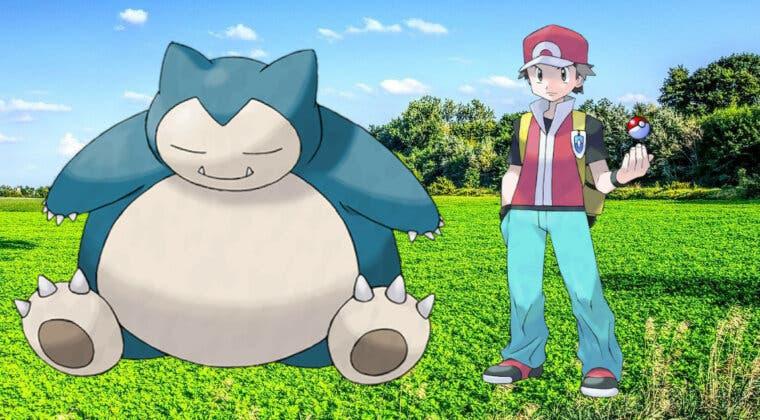 Imagen de Pokémon Masters EX: Análisis de Rojo y Snorlax