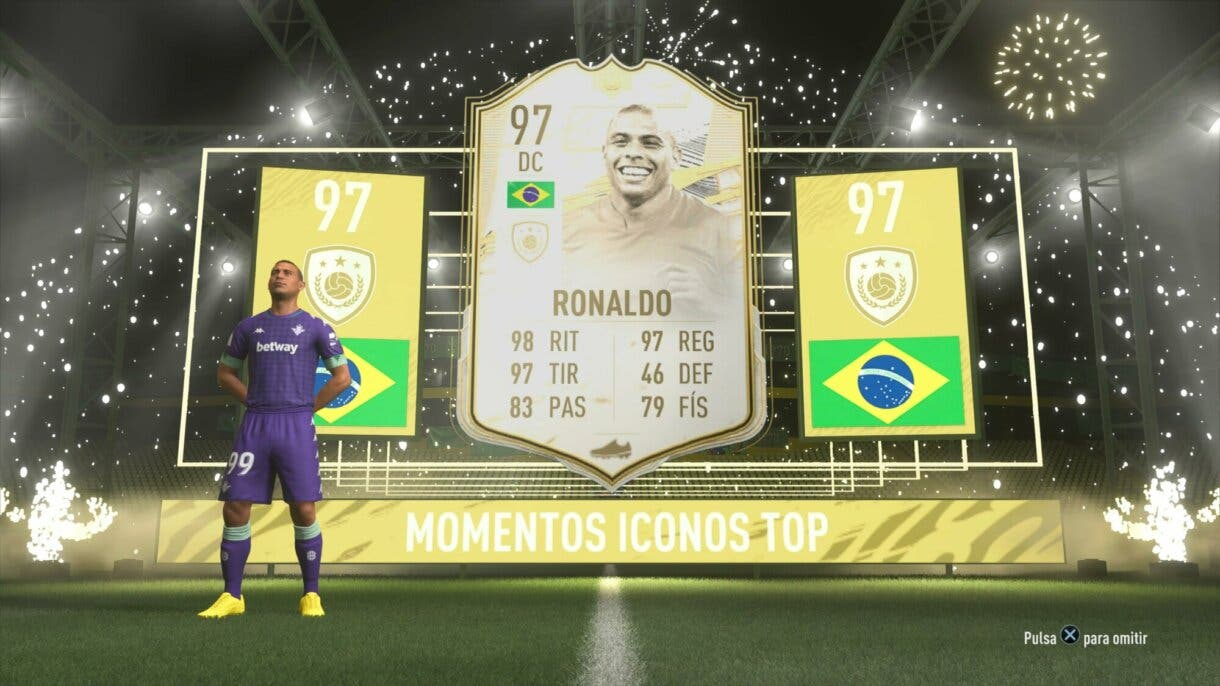 FIFA 21: con este truco es muchísimo más fácil conseguir las mejores cartas de Ultimate Team (úsalo mientras esperas la llegada de FIFA 22) Ronaldo Moments