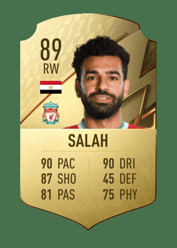 FIFA 22 Ultimate Team Liverpool FUT 22