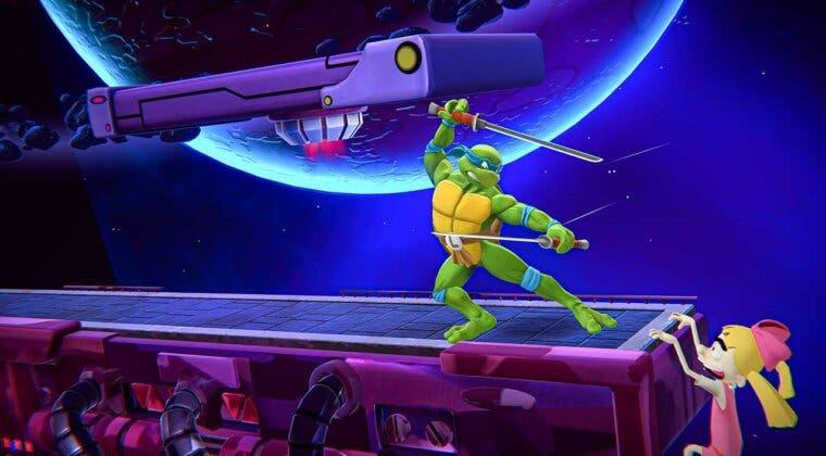 Imagen de Nickelodeon All-Star Brawl revela su fecha de lanzamiento y tamaño