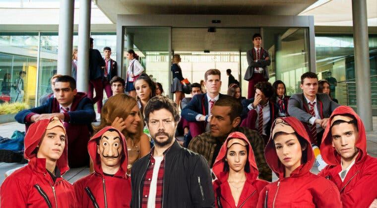 Imagen de Esta serie española de Netflix consigue ser la más vista de la historia