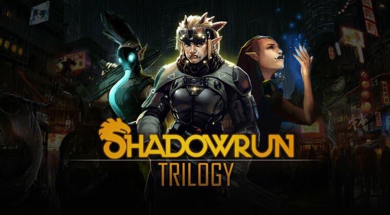 Imagen de Shadowrun Trilogy llegará a Nintendo Switch durante el próximo año