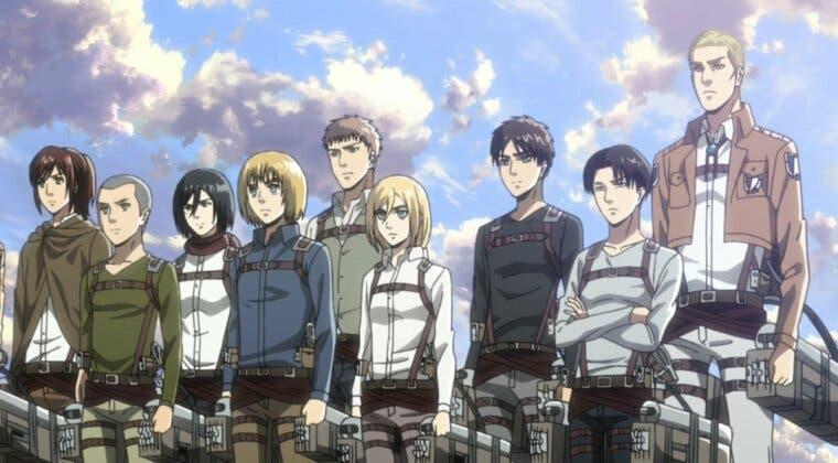 Imagen de Estos son los 10 personajes más populares de Shingeki no Kyojin, según una encuesta oficial
