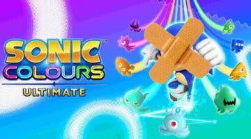 Imagen de Sonic Colors Ultimate: La versión de Switch recibe su primera actualización para corregir fallos