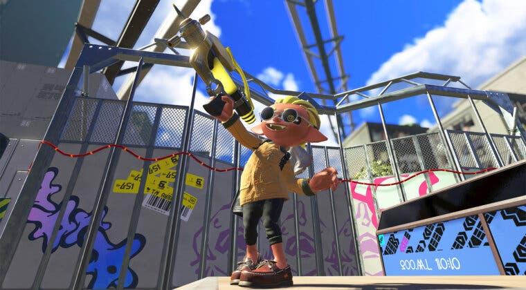 Imagen de Nintendo deja un nuevo vistazo a varias armas y escenarios de Splatoon 3