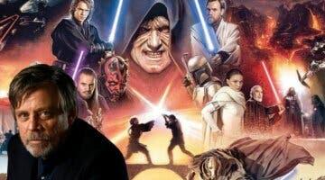 Imagen de Esto es lo que opina Mark Hamill sobre las precuelas de Star Wars