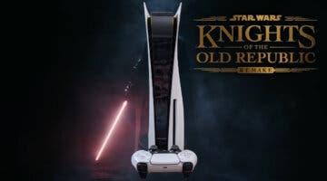 Imagen de Confirmado: Star Wars: KOTOR Remake será un juego exclusivo de PS5