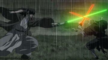 Imagen de Star Wars: Visions presenta a sus protagonistas con su poster oficial