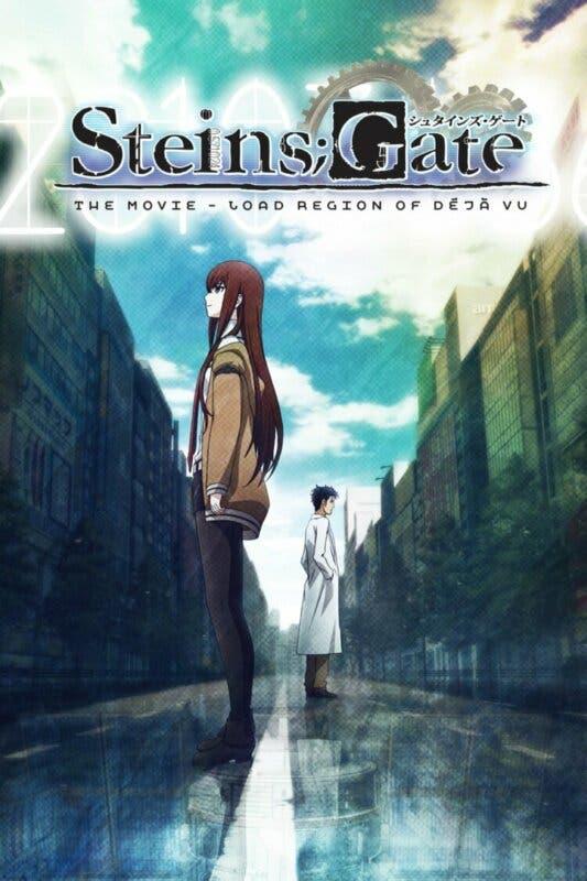 Steins;Gate The Movie Load Region of Deja Vu