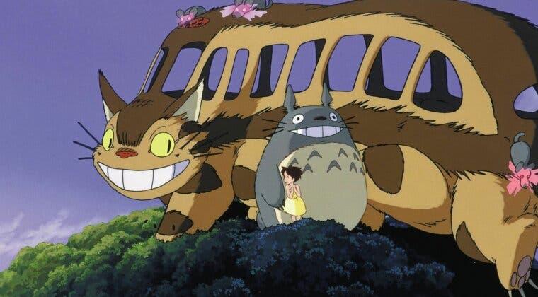 Imagen de Mi Vecino Totoro (Studio Ghibli) presenta sus nuevas sudaderas