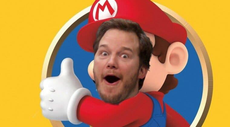 Imagen de Los memes de Chris Pratt como Mario que están arrasando en Twitter