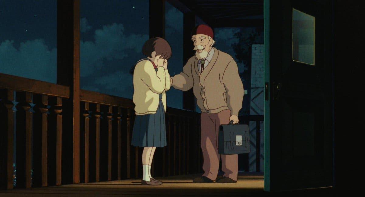 Susurros del Corazon Studio Ghibli