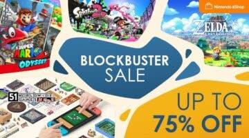 Imagen de Llega la promoción de 'Destacados' a Nintendo Switch con grandes descuentos en todo el catálogo