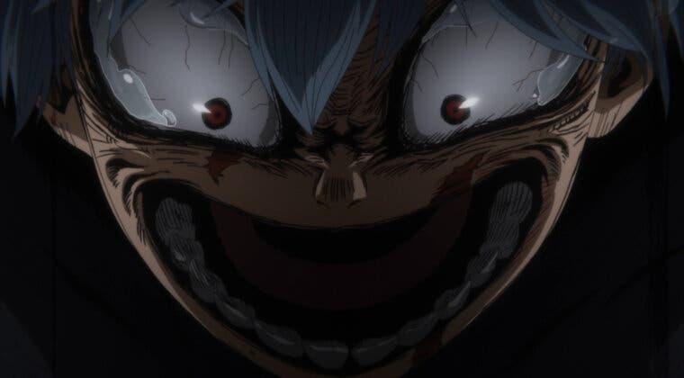 Imagen de Boku no Hero Academia: Tenko Shimura, o cómo dar forma al nacimiento de un villano