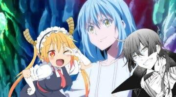 Imagen de Se acaba el verano de 2021, vota cuál ha sido tu anime favorito