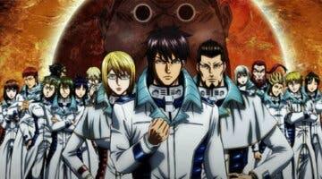 Imagen de Terra Formars, ese anime que consiguió producirme ansiedad