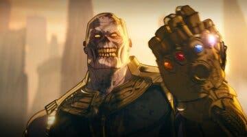 Imagen de ¿Qué pasaría si...?: Así luciría el zombie de Thanos en una película con actores reales