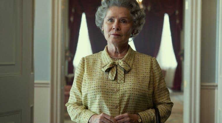 Imagen de The Crown anuncia la fecha de estreno de la temporada 5 en Netflix