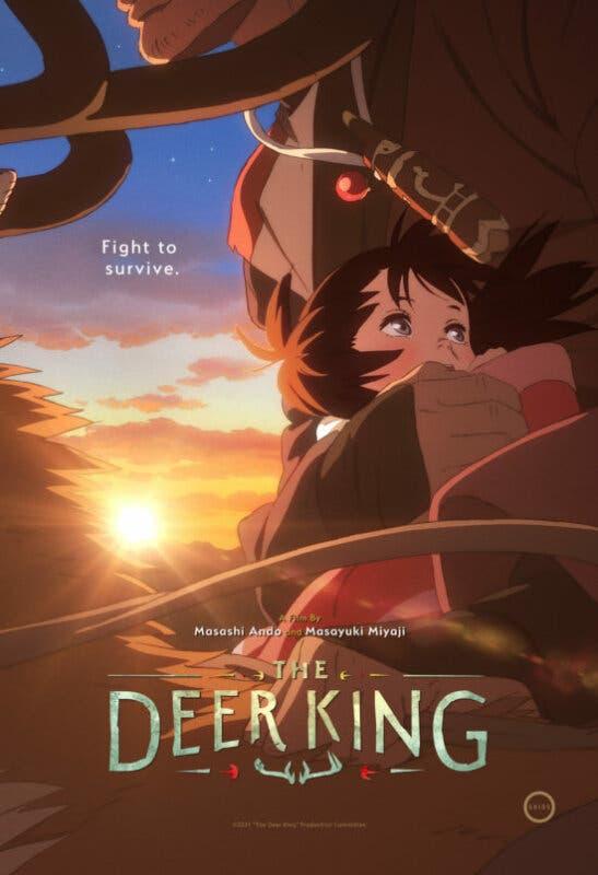 The Deer King poster