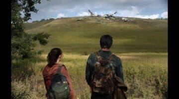 Imagen de The Last of Us: Pedro Pascal y Bella Ramsey, en acción durante el rodaje de la serie de HBO